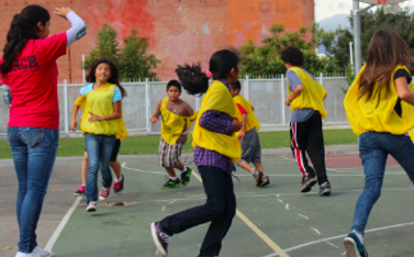 Physical Education Support - A World Fit For Kids