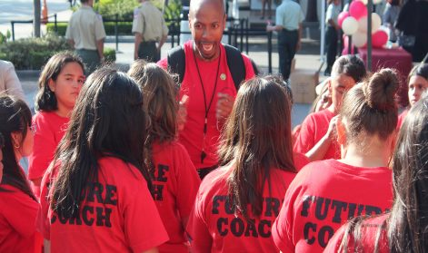 Future Coaches - A World Fit For Kids!